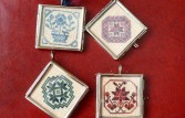 Quaker Pendants II