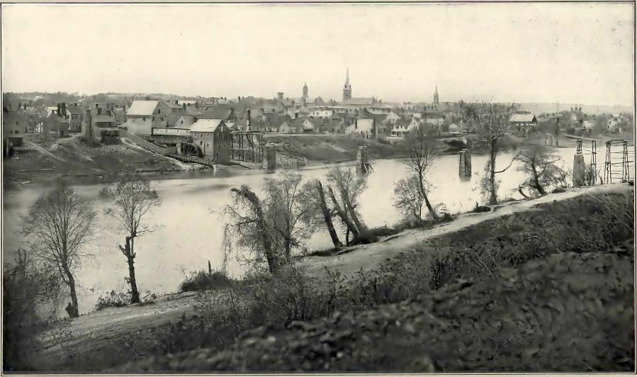 The 'Burg (1862)
