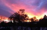 Bozeman sunrise